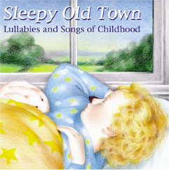 SleepyOldTown Album Cover